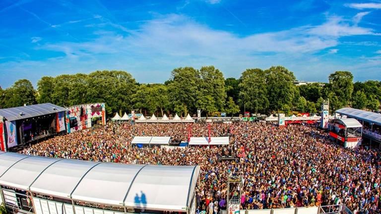 Een vol Chasséveld bij Breda Live