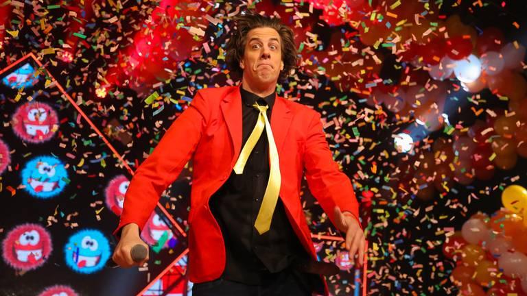 Snollebollekes verdient goed tijdens carnaval (Foto: Twan Spierts).