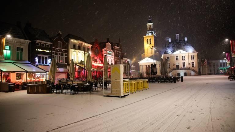 Terrasjes in de sneeuw (foto: Christian Traets/SQ Vision Mediaprodukties)