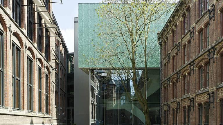 Het Stedelijk Museum in Den Bosch
