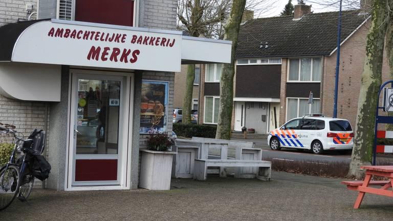 De bakkerij in Boekel (foto: Danny van Schijndel)