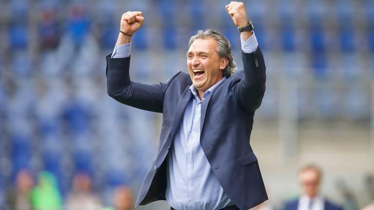 Voormalig NAC-en Willem II-trainer Robert Maaskant keert terug in het voetbal. (Foto: VI Images)