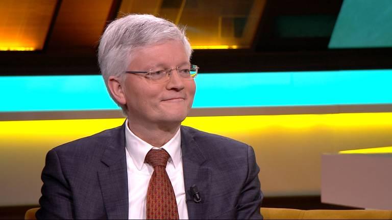 Burgemeester Theo Weterings (foto: archief).