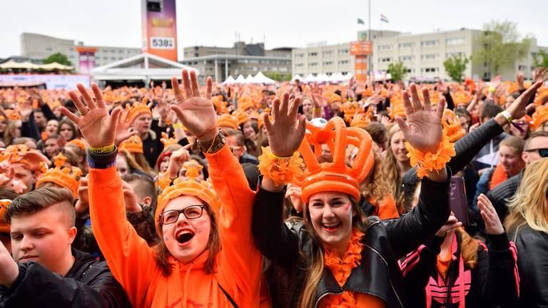 538 Koningsdag in 2018 (Foto: Erald van der Aa).