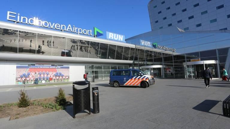 Vertraging bij Eindhoven Airport