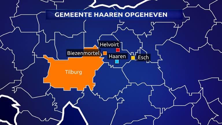 Hoe gaan de dorpen in de gemeente Haaren verder?