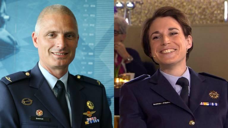 Harold Boekholt en Elanor Boekholt-O'Sullivan.