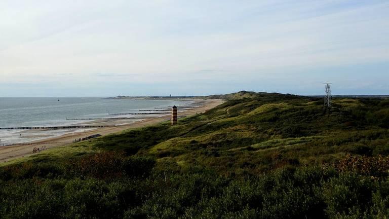 Het strand bij Dishoek (Foto: Flickr).