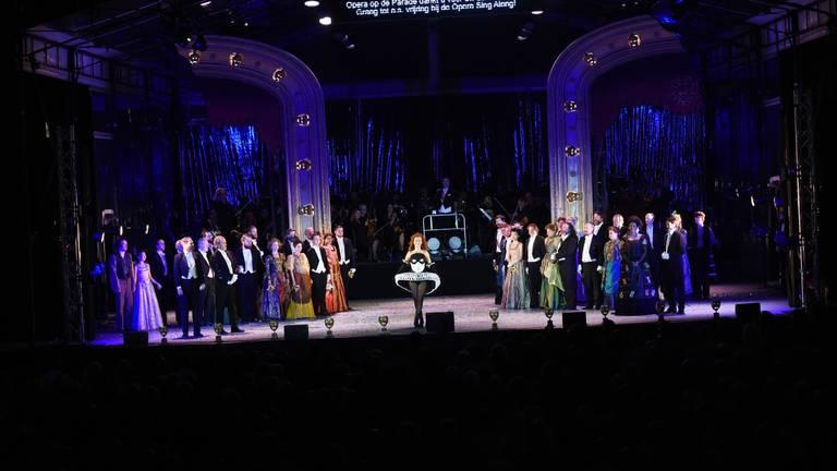 Opera op de Parade met Verdi's opera Un Ballo in Maschera. (Foto: Henk van Esch)