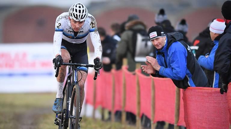 Mathieu van der Poel en Adrie van der Poel