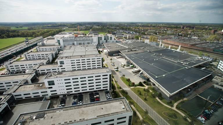 ASML in Veldhoven. (Foto: ANP).