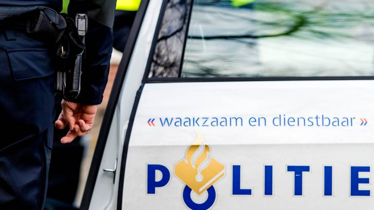 De politie heeft de twee verdachten aangehouden. (Foto: ANP)
