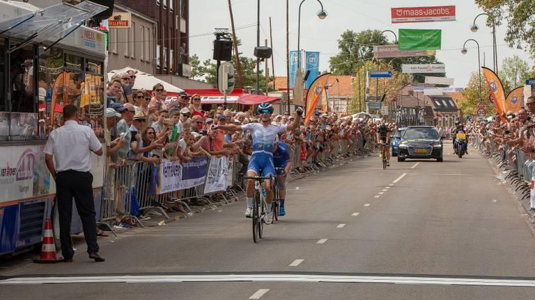 Marianne Vos won woensdag in aanloop naar het EK de Acht van Chaam (foto: OrangePictures).