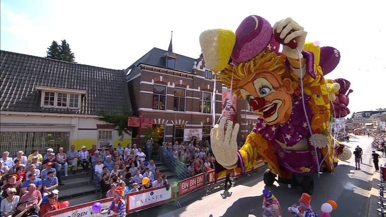 'We hangen de clown uit' van buurtschap Wernhout wint de publieksprijs