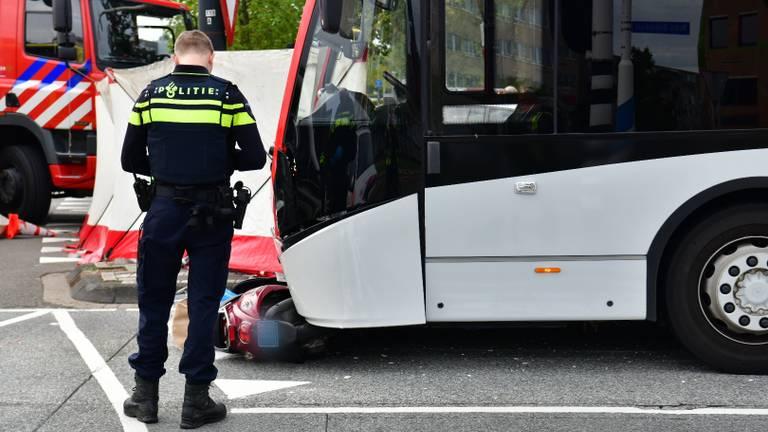 Hoe het ongeluk kon gebeuren, wordt onderzocht. (Foto: SQ Vision)