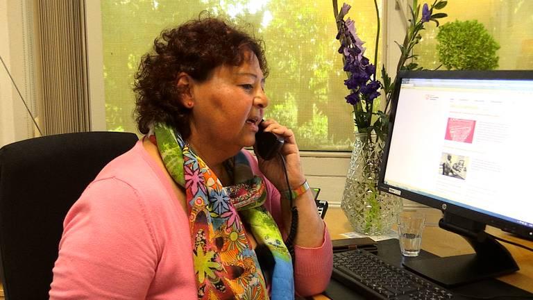 Edwine Rothuizen is al meer dan 6 jaar vrijwilliger bij Sensoor