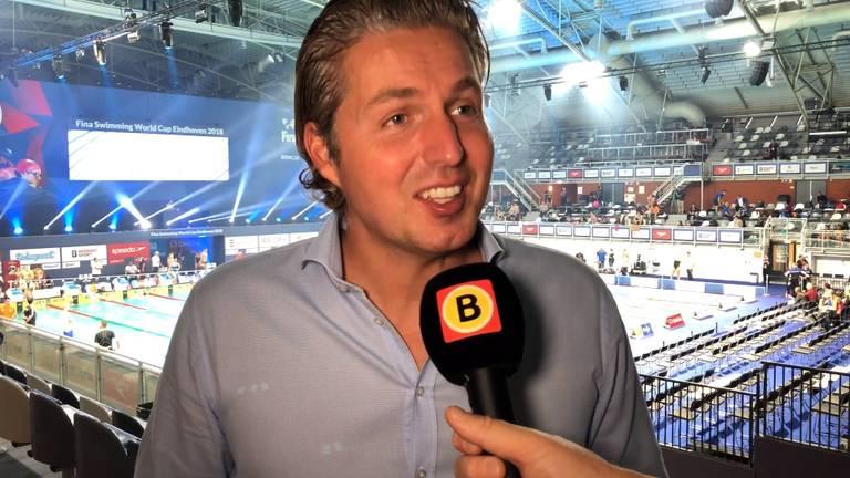Chef de mission Van den Hoogenband krijgt jaarsalaris van 93.500 euro