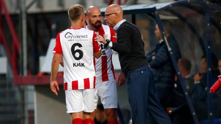 TOP Oss speelt vrijdagavond tegen Sparta Rotterdam (foto: VI Images).
