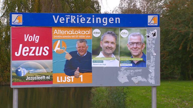 Op 21 november zijn er gemeenteraadsverkiezingen in Altena.