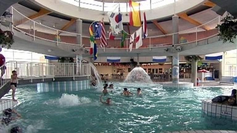 Zwembad Stappegoor (archieffoto)