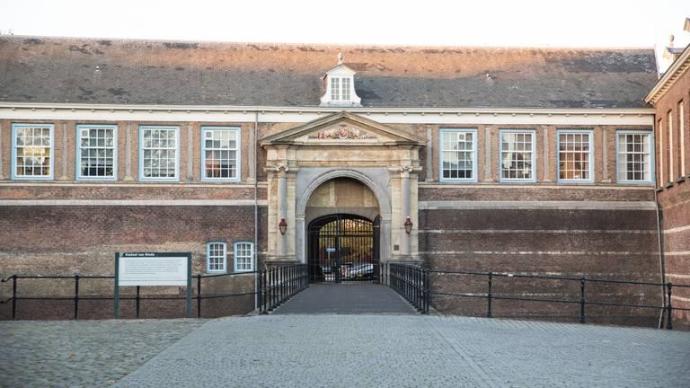 De Koninklijke Militaire Academie (KMA) in Breda (foto: Kevin Cordewener).