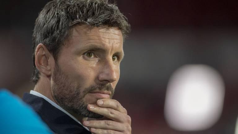 PSV-trainer Mark van Bommel