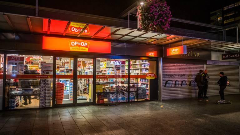 De voordeelshop Op=Op. Foto: Sem van Rijssel
