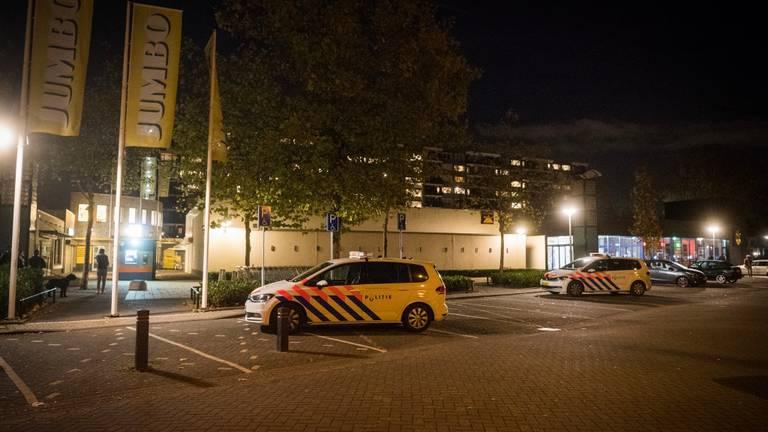 Archieffoto van een eerdere overval op de Jumbo (Foto: Sem van Rijssel/SQ Vision Mediaprodukties)