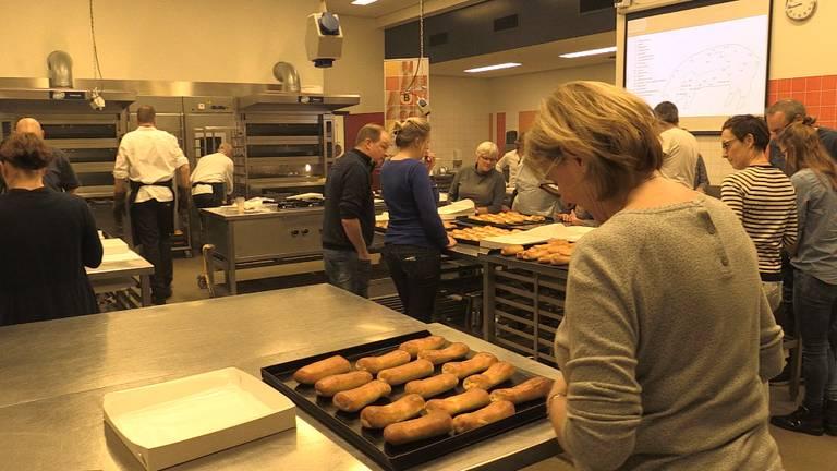 Workshop worstenbrood maken in Eindhoven