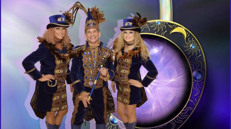 Johan Vlemmix is dit jaar Prins Carnaval van Rommelgat.