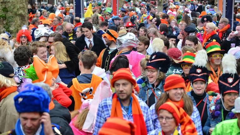 D'n elfde van d'n elfde, carnaval begint (foto: Perry Roovers, SQ Vision Mediaprodukties)
