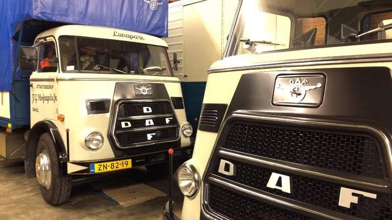 DAF A1600; 50 en 49 jaar en nog steeds in gebruik