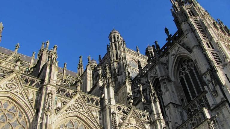 De Sint-Jan in Den Bosch. (Foto: Caroline Fieret)