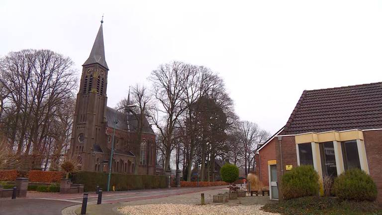 Nu is het nog rustig in het Brabantse Katwijk