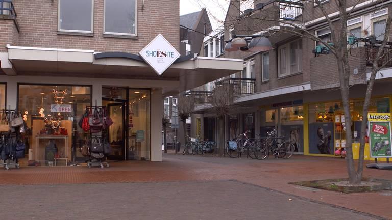 Het centrum van Veghel moet drastisch veranderen. (Foto: Omroep Brabant)