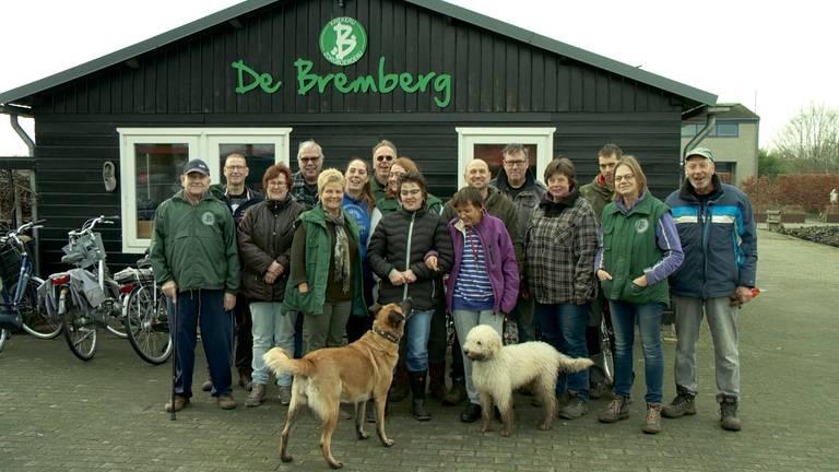 Bij De Bremberg komen mensen voor dagbesteding