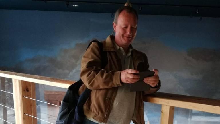 Bart van Betuw uit Rosmalen is al sinds 2 januari vermist (Foto: politie)