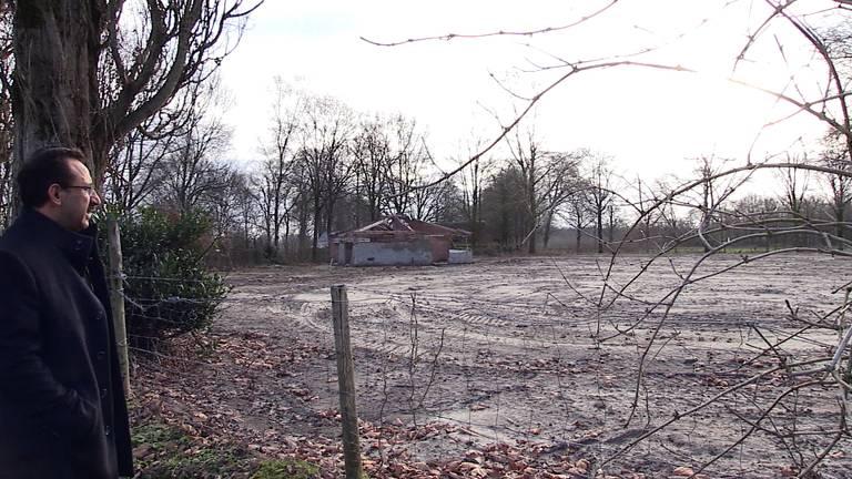 Stichting Aylien wil op dit terrein 23 vakantiebungalows bouwen