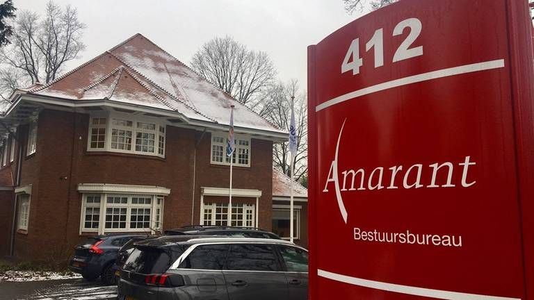 Amarant in Tilburg (Foto: Jan Peels).