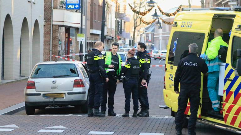Schietpartij Helmond (Foto: Danny van Schijndel)