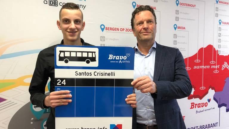 Voor één dag twee directeuren bij Arriva West- en Oost Brabant.
