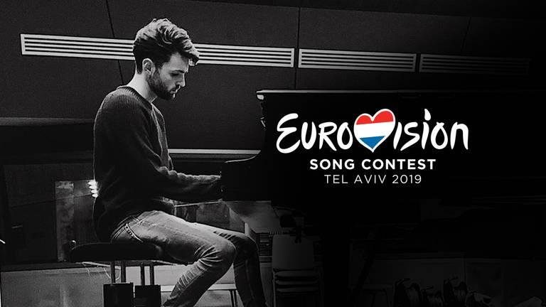 Duncan Laurence. (Foto: Eurovisie Songfestival)