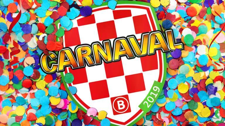 Vrijdag is het weer carnaval.