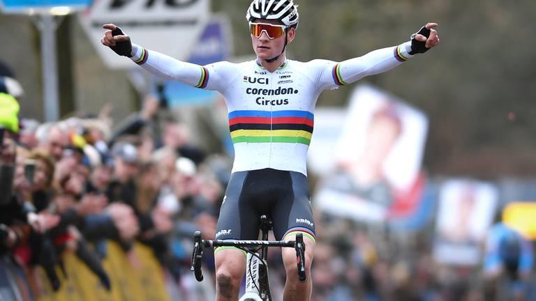 Mathieu van der Poel (foto: VI Images).