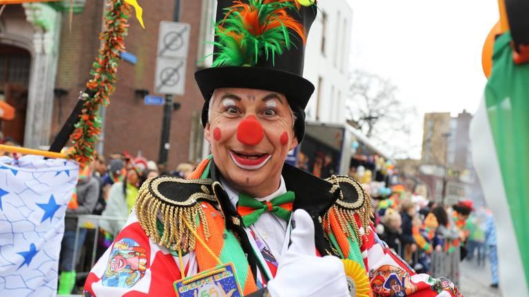 Vrolijk clowntje (foto: Karin Kamp)