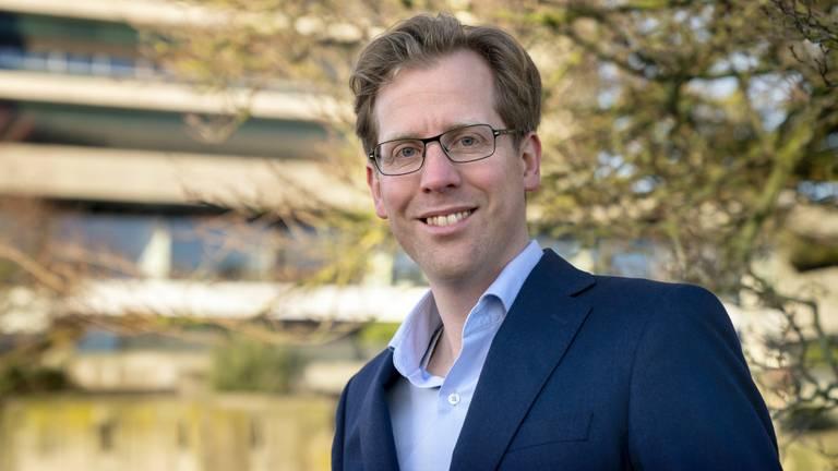 Gedeputeerde Christophe van der Maat (foto: provincie).