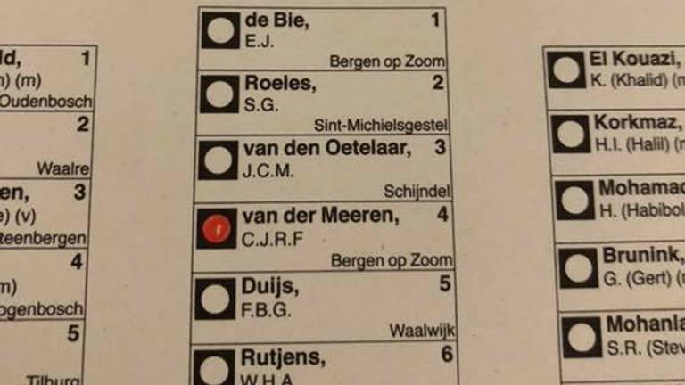 Foto: Facebook Camiel van der Meeren.