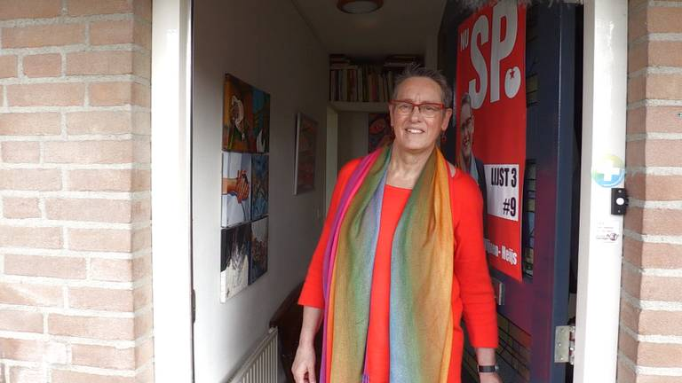 SP'er Mariëlla van Wijnen-Heijs