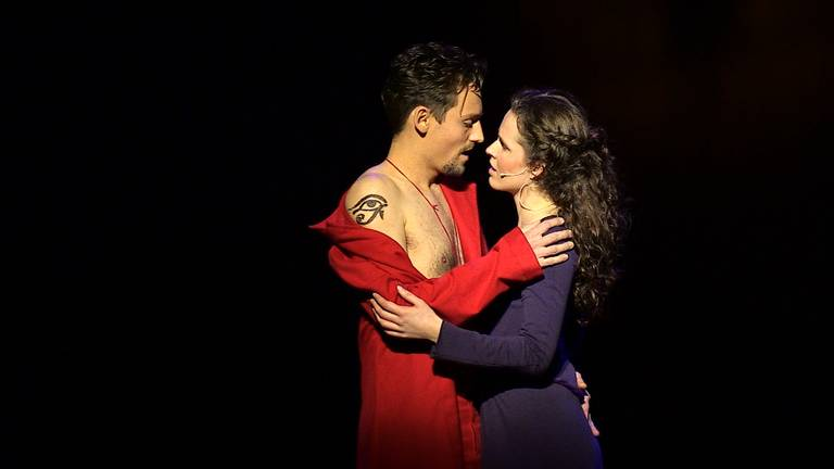 Aïda is de nieuwe musical van de BOV uit Bergen op Zoom.