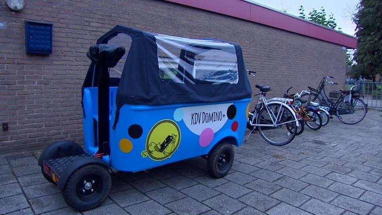 De Stint van kinderdagverblijf Domino in Roosendaal staat al een tijd stil.
